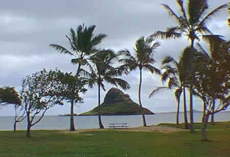 Kualoa County Regional Park, windward oahu