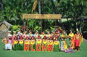 Kodak Hula Show Waikiki Oahu
