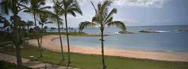Ko Olina Cove leeward oahu