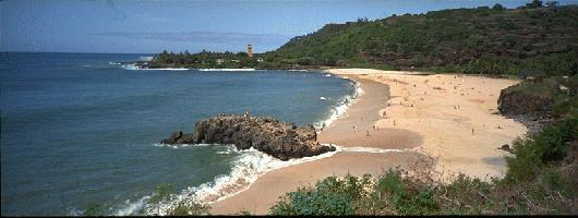 waimea bay north shore oahu